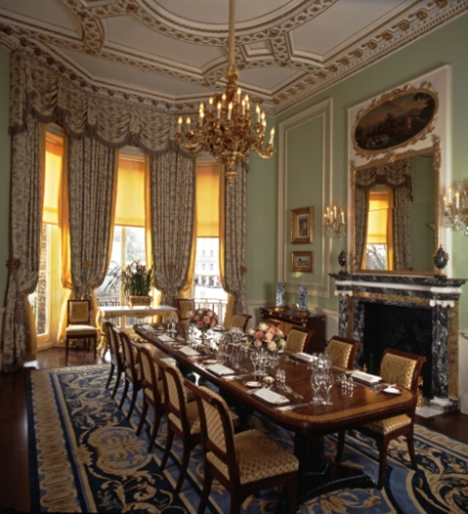 Dining Room, Ritz London