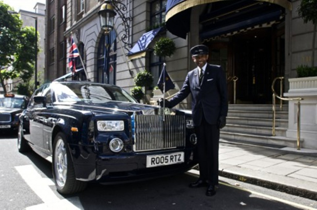 Phantom Rolls Royce, Ritz London