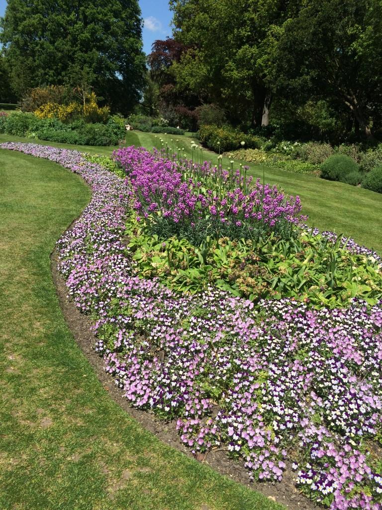 Princess Diana Memorial Walk, Hyde Park