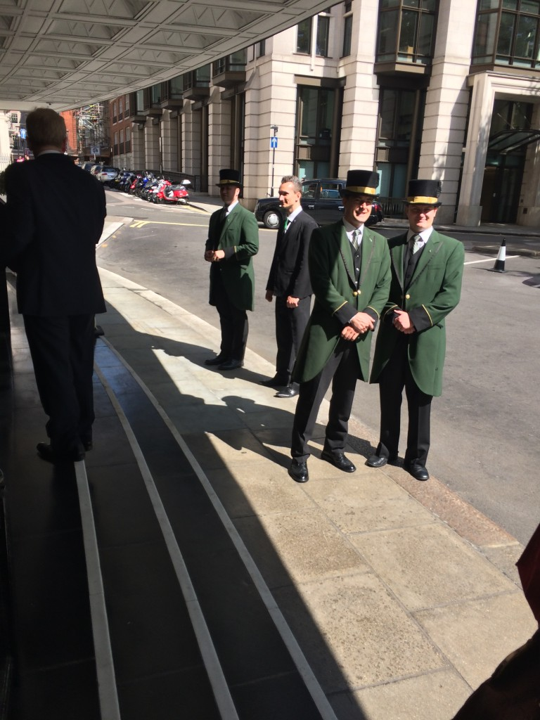 The Dorchester Doormen
