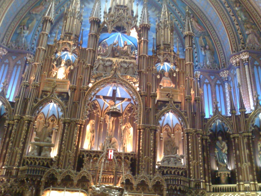 Notre Dame, Montreal, PQ