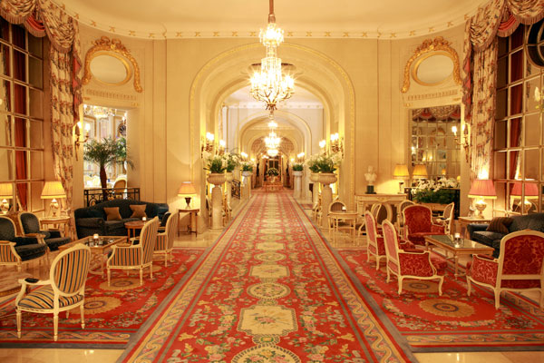 The Long Gallery at The Ritz