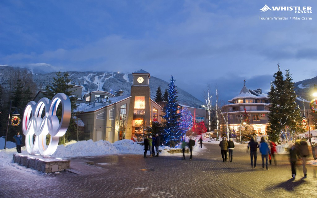 Whistler, Vancouver, BC